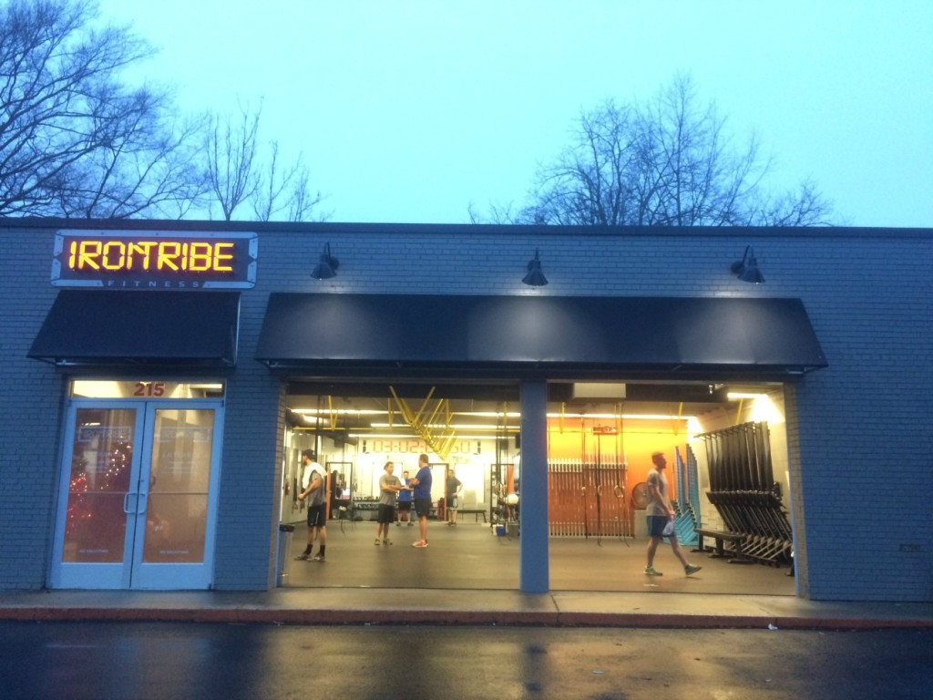Workout Wednesday: Irontribe Dilworth