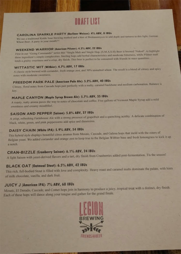 legion-brewing-draft-list