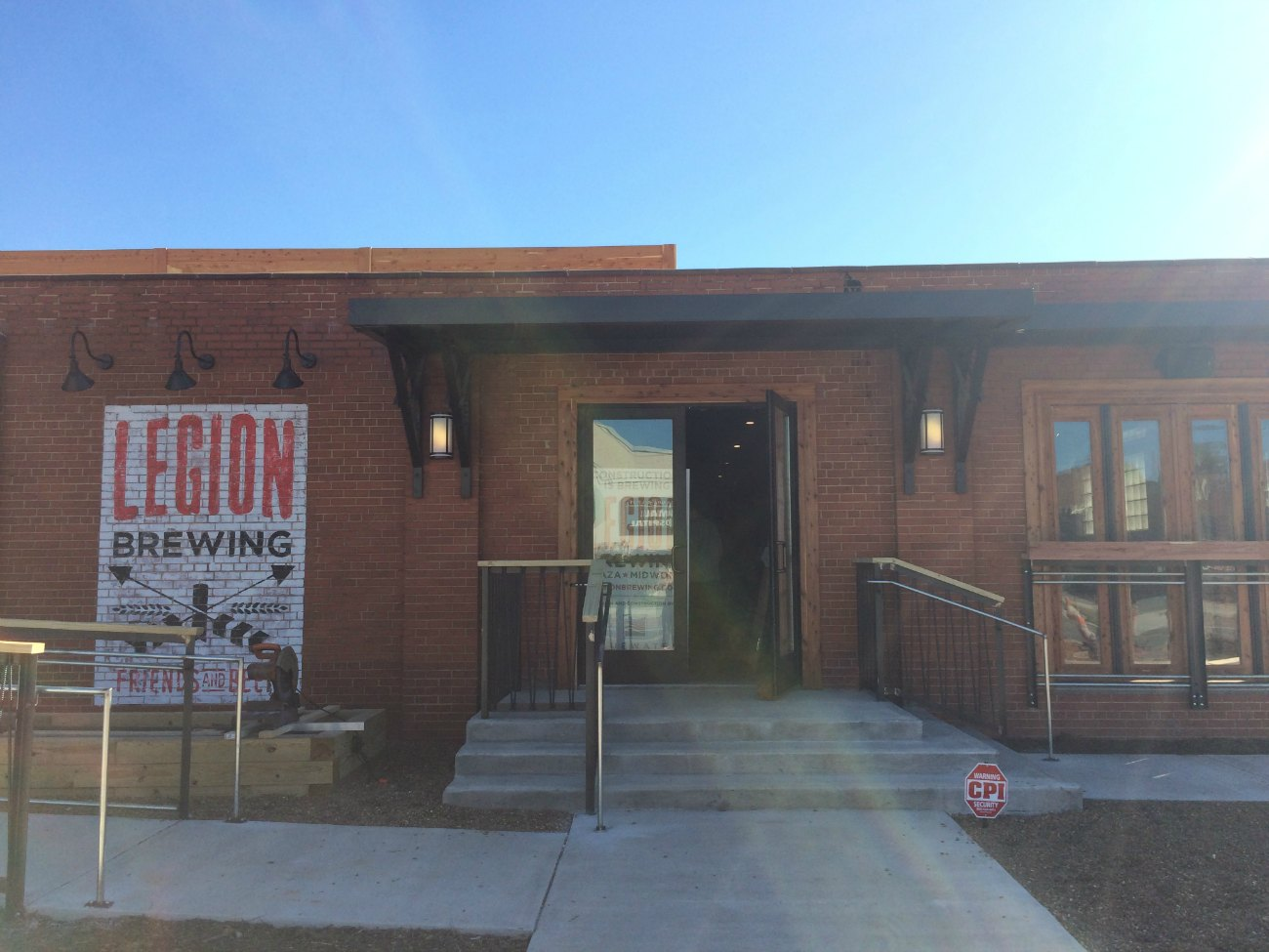 A look at Plaza Midwood's first brewery, Legion Brewing