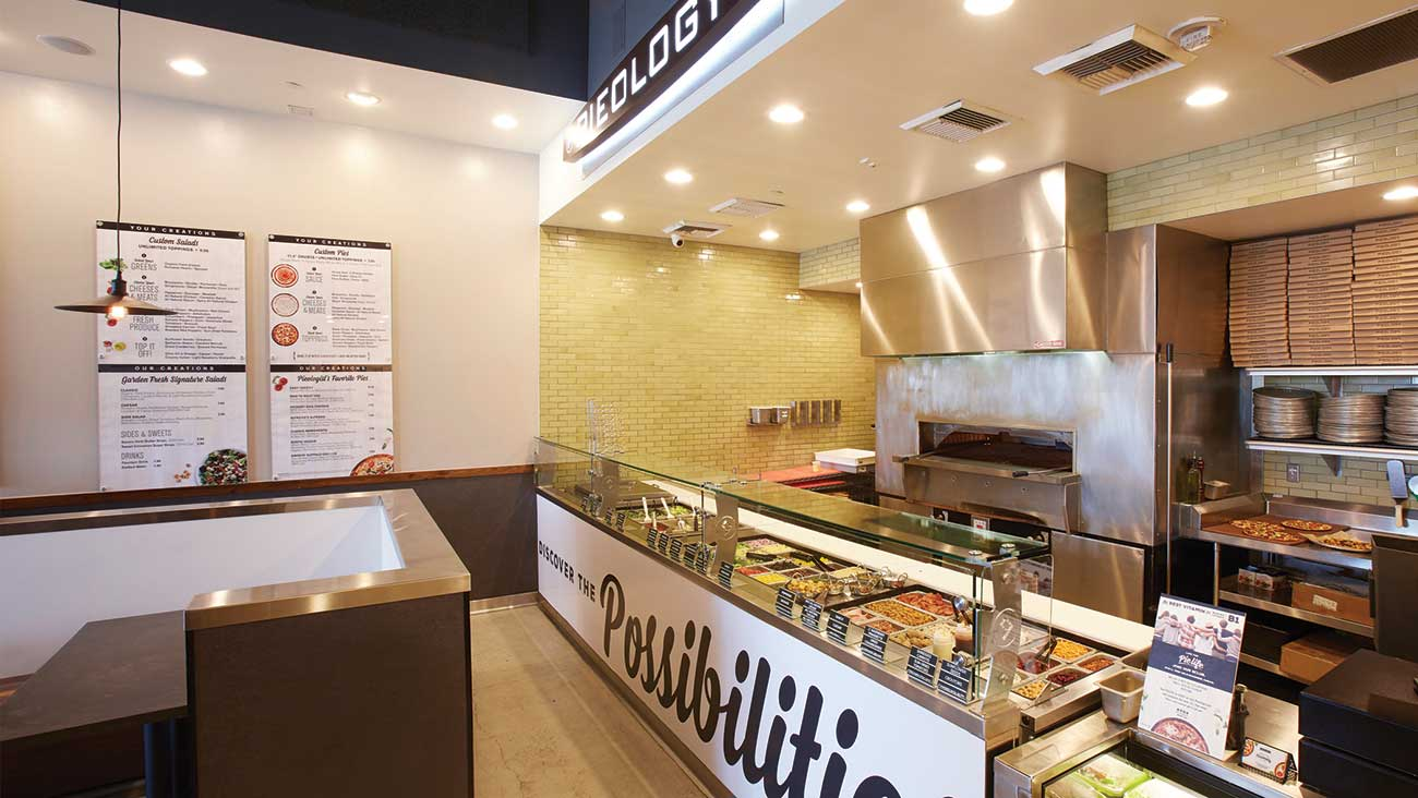 Pieology, the Chipotle of pizza chains, is coming to the EpiCentre