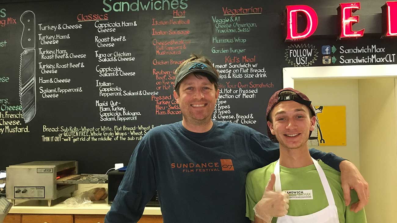 Is this the best sandwich place in Charlotte?