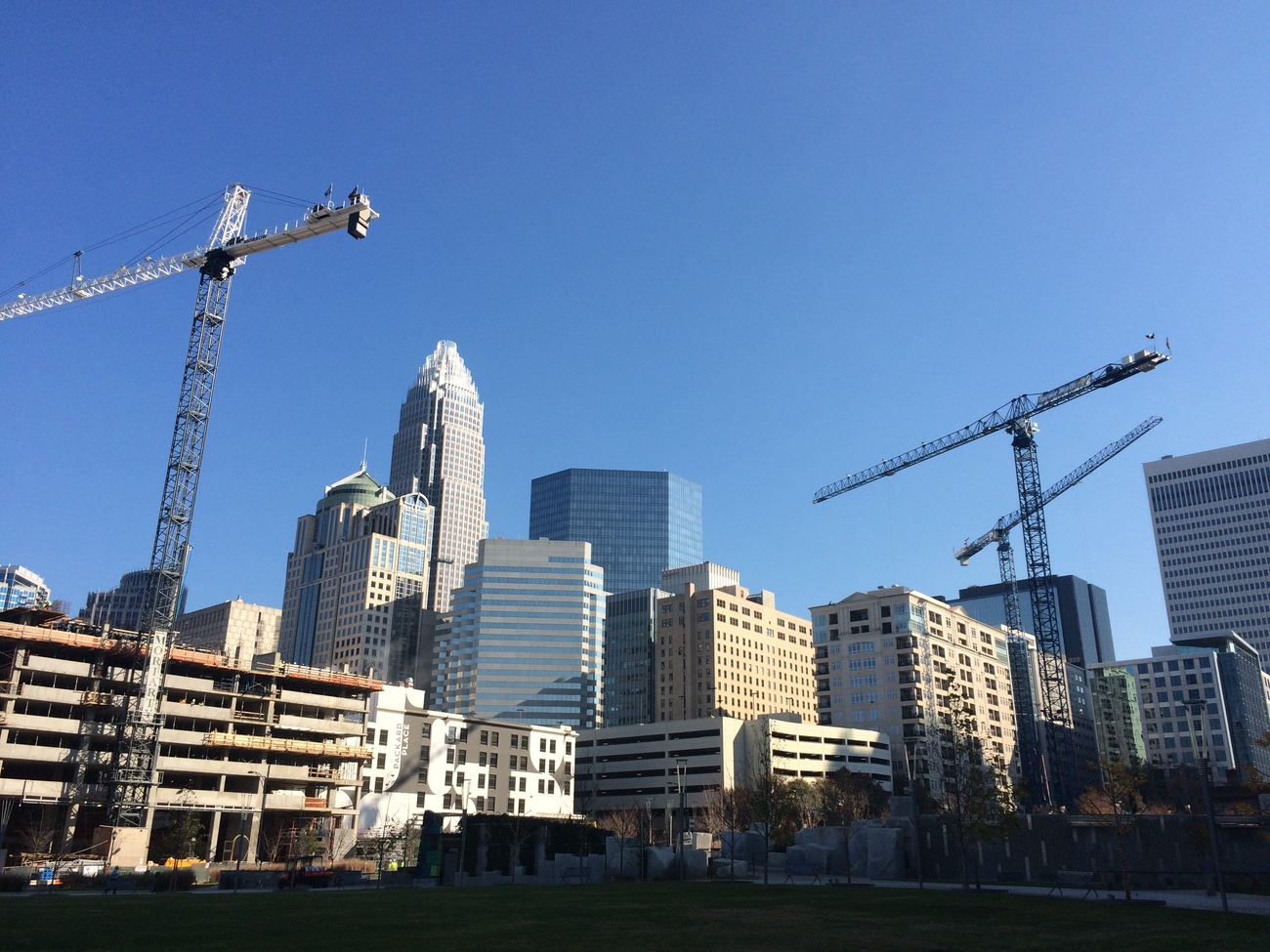 The 10 most powerful people in Charlotte development who aren't developers