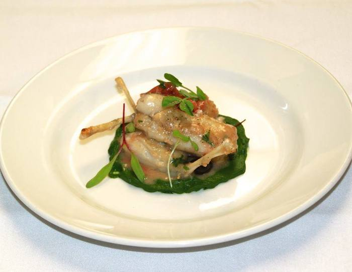 frog legs from Aix en Provence - Charlotte