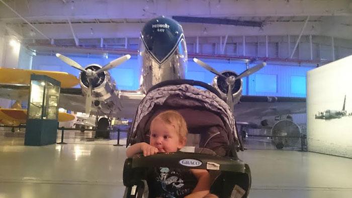 Carolina's Aviation Museum