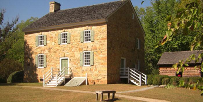 Charlotte Museum of History homesite