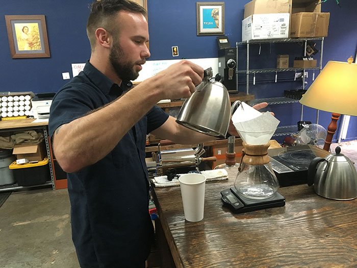 Matt-brewing-some-coffe-by-hand
