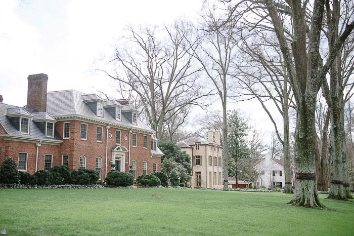 Queens Road West brick home