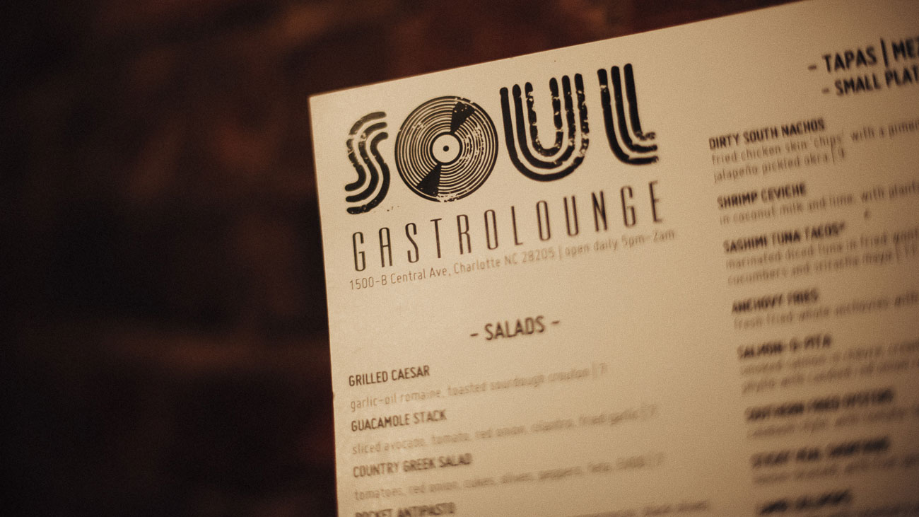 Soul Gastrolounge is beautiful. Here's proof