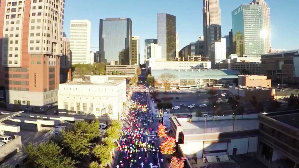 Thunder Road Marathon is now Charlotte Marathon and it's about time