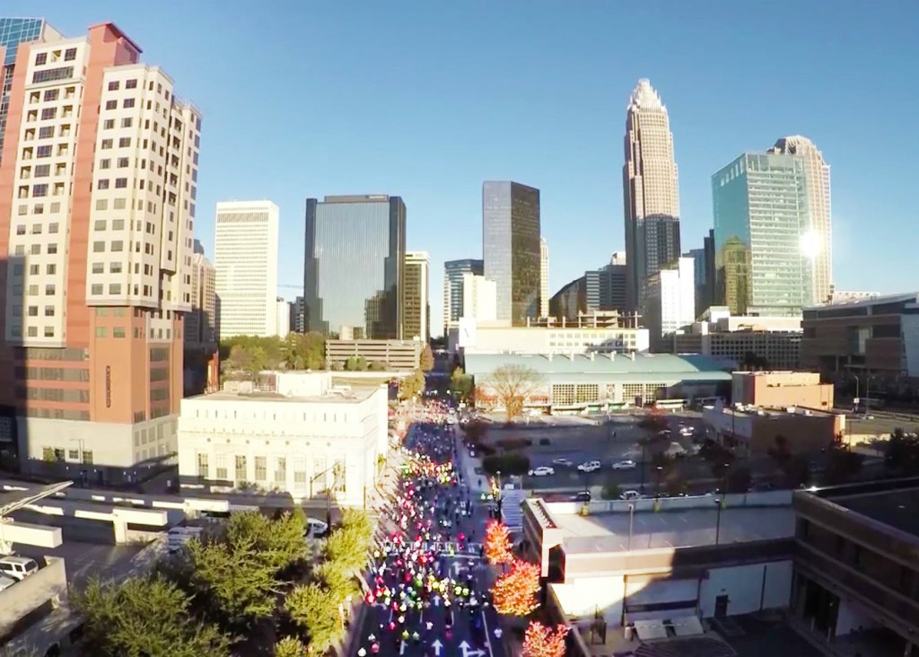 5 classic spots to watch the Charlotte Marathon — and 4 new places to consider cheering