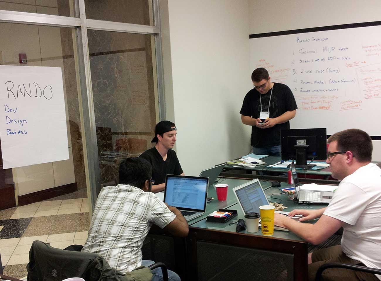 How to launch a business in two days at Charlotte Startup Weekend