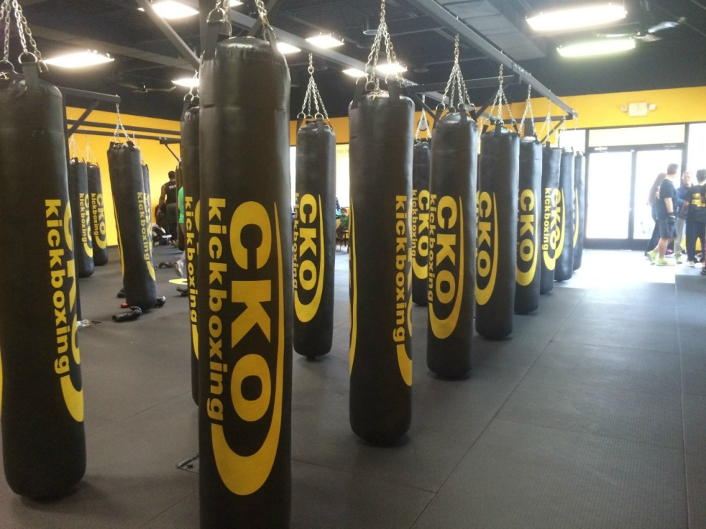 Workout Wednesday: CKO Kickboxing