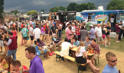 The pros outweigh the cons of Charlotte's food truck obsession