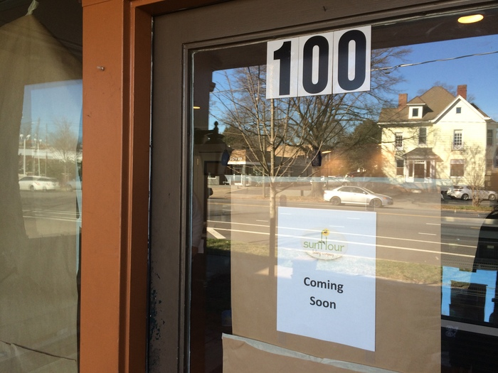 new sunflour bakery location