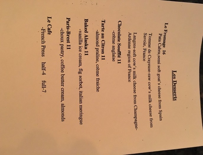 dessert menu aix en provence charlotte