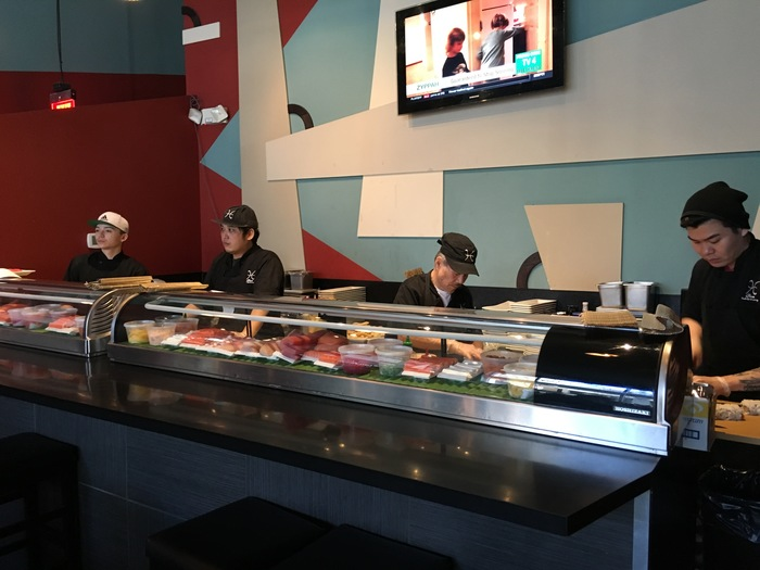 sushi chef pisces charlotte