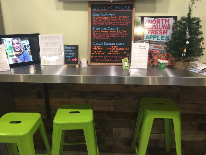 Green Brothers Juice Charlotte