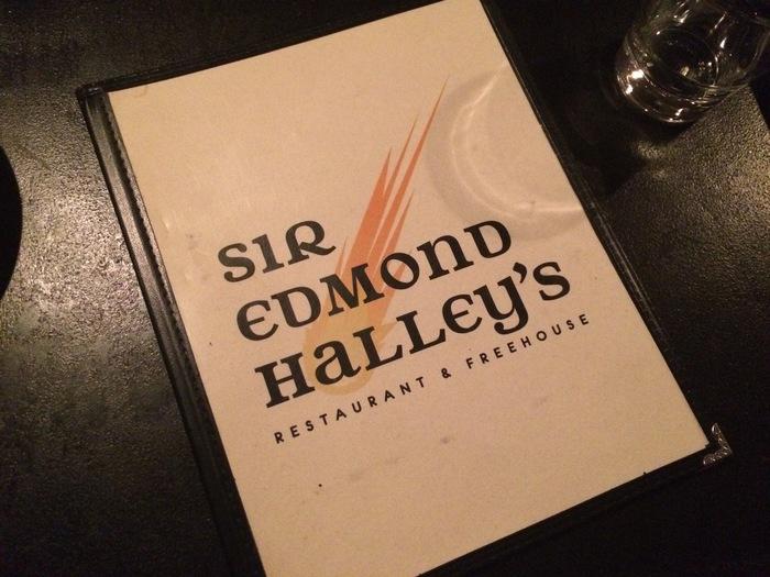 sir edmund halley's charlotte