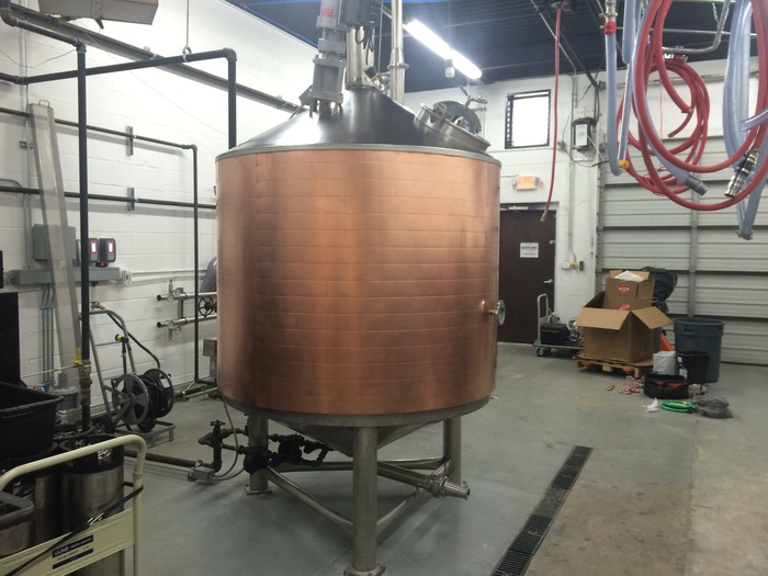 seven jars distillery