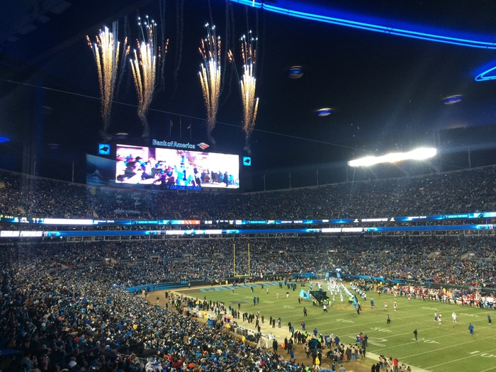 panthers super bowl