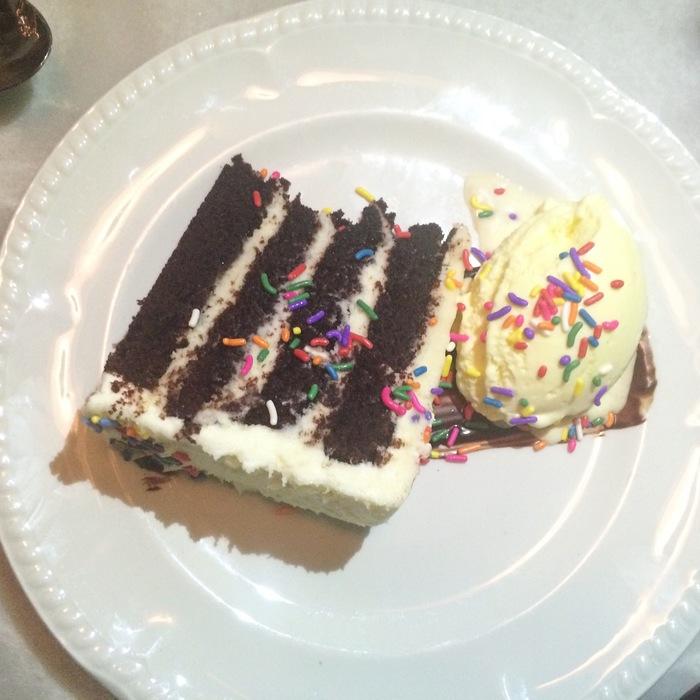 kindred davidson birthday cake