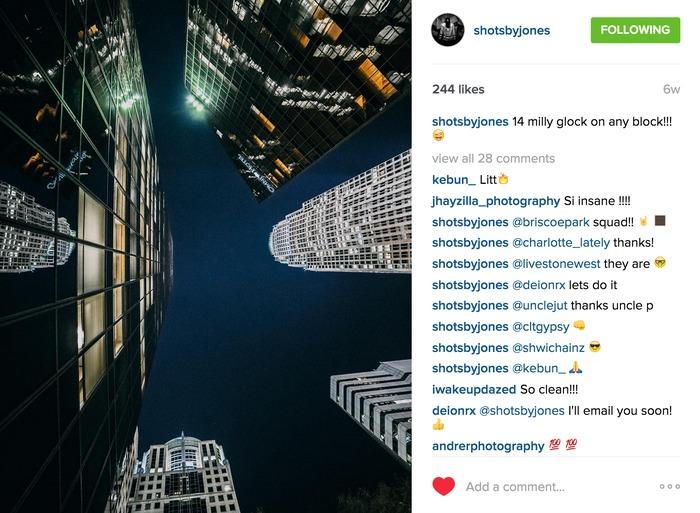 shots by jones