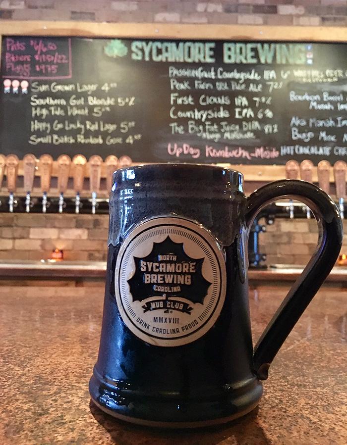 mug-at-sycamore-brewing-taproom