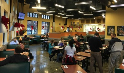 8 spots where Charlotte powerful people eat breakfast and do business