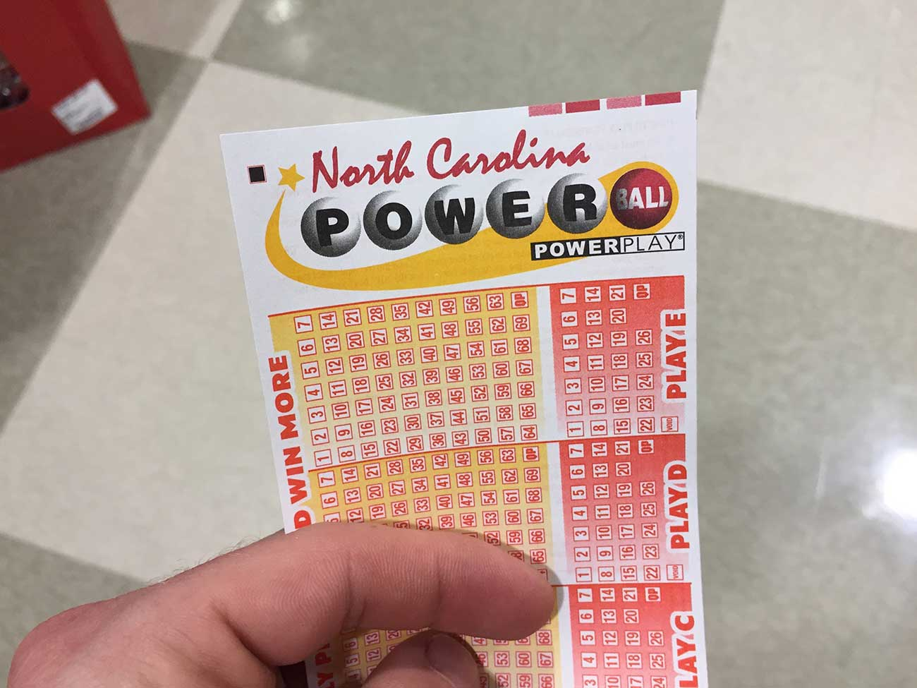 How I'll improve Charlotte by giving away my Powerball winnings