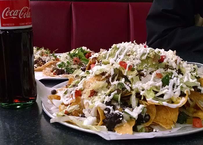 sabor nachos