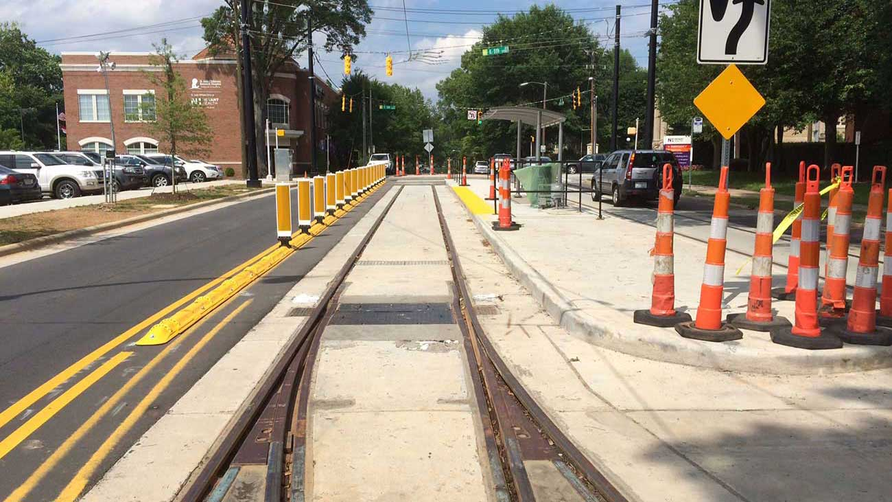 As Plaza Midwood construction hits a major setback, what's next for the $187 million Charlotte streetcar?