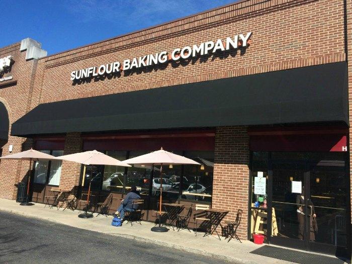 sunflour bakery elizabeth