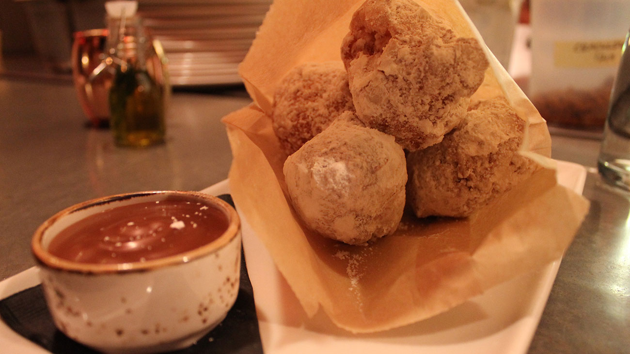 (ENDED) Free zeppoli from Stagioni, tonight only