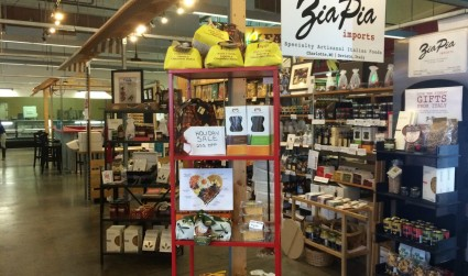 Zia Pia combines the best local foods and Italian imports into one do-it-yourself dinner box