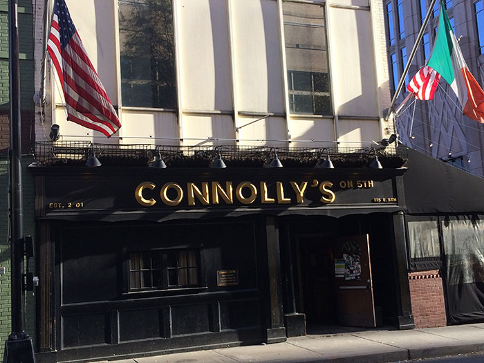 Connolly's-on-5th