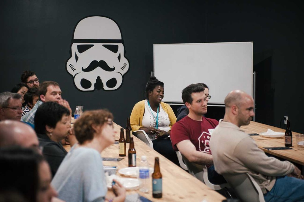 See the latest projects from top tech talent: It's Demo Day at The Iron Yard