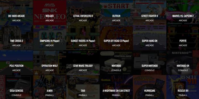 abari arcade games