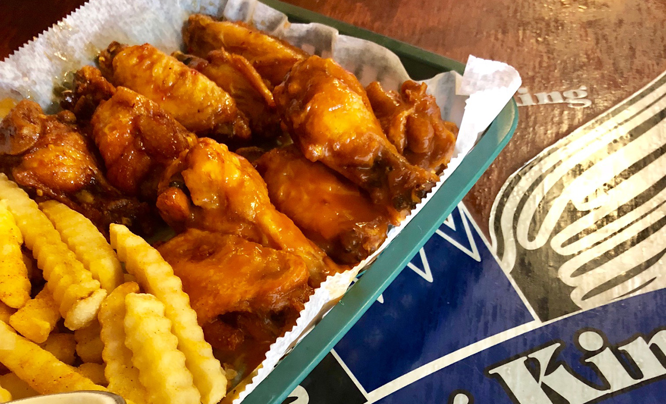 The 7 best wing spots in Charlotte
