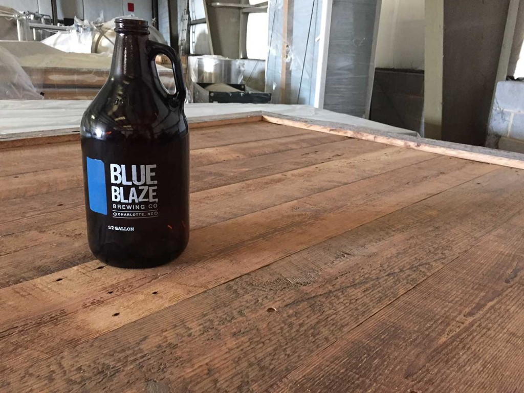 Here's what Blue Blaze Brewing will look like when it opens this spring/summer