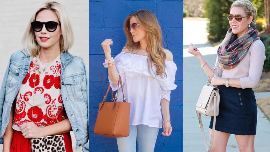 These Charlotte fashion bloggers have sneaky big followings