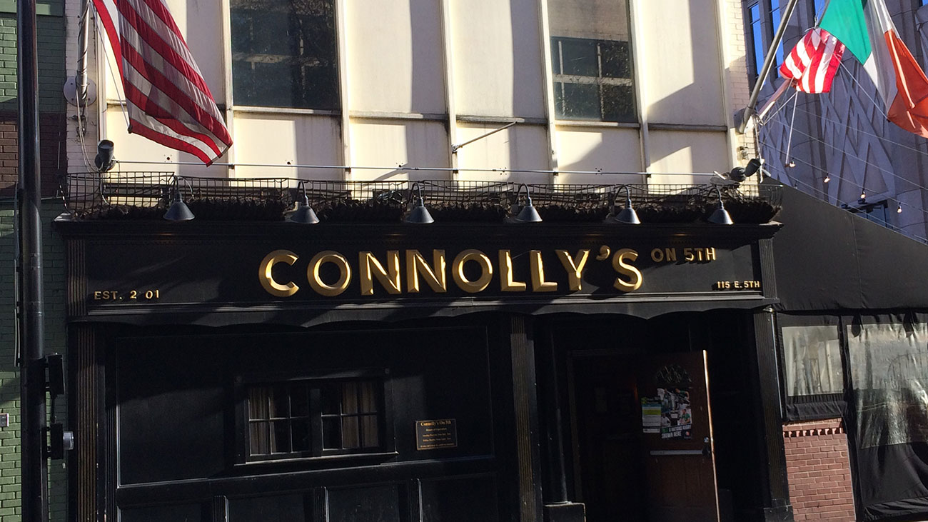 Don't let names fool you, there are only a few real Irish Pubs in Charlotte