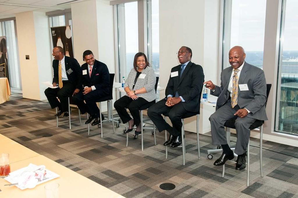 Business advice from 4 of Charlotte's top African-American corporate leaders