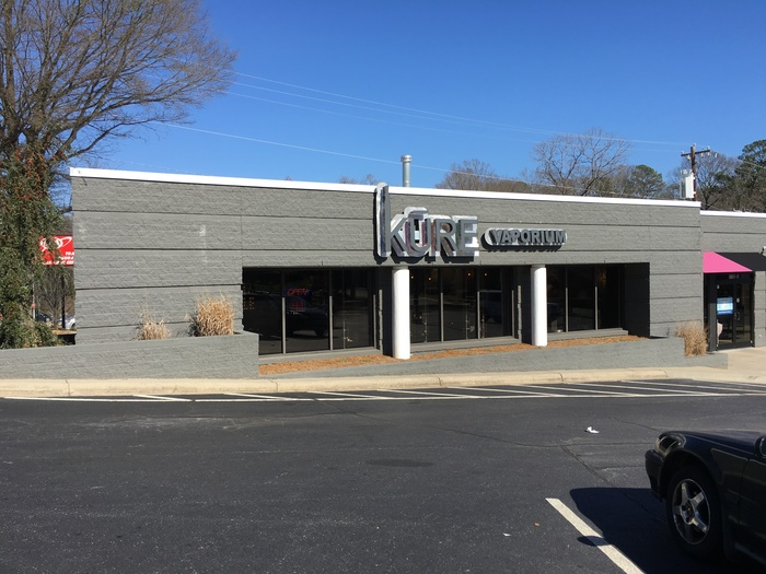 kure vaping location on montford