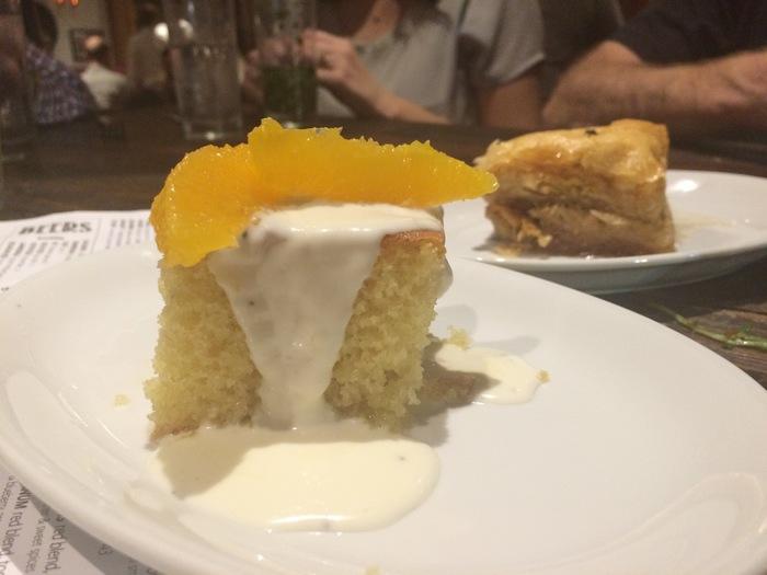kid cashew orange cake