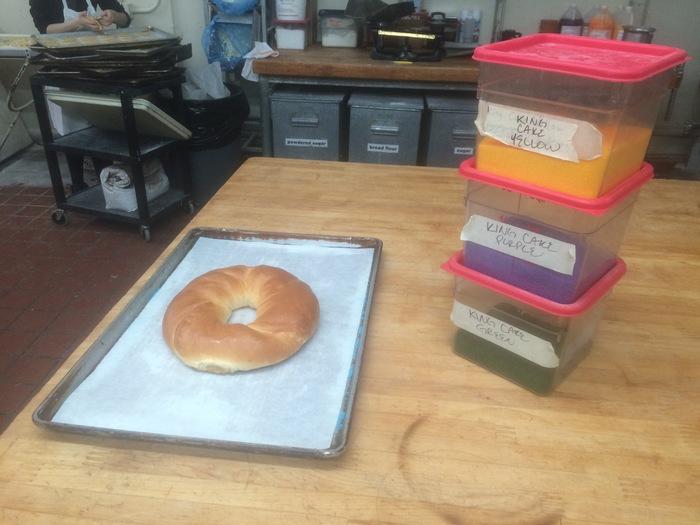 Suarez Bakery King Cake
