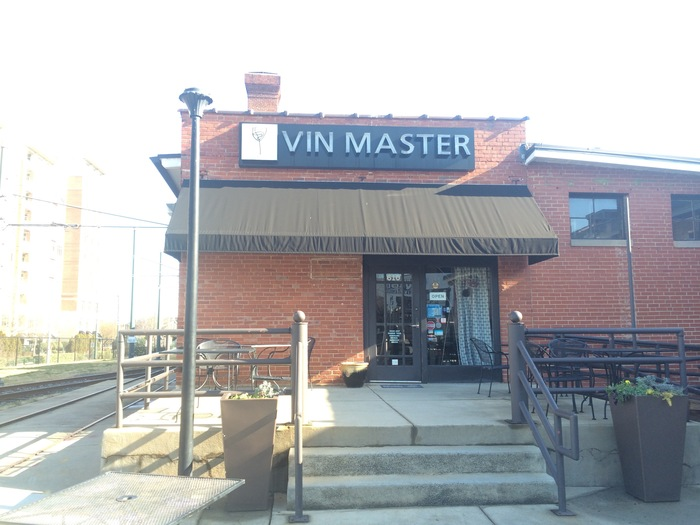 vin master charlotte