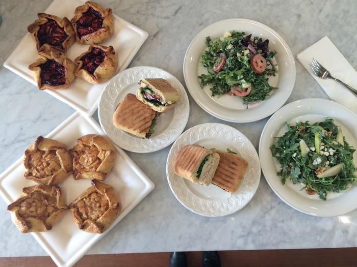 poplar street cafe & wine bar food