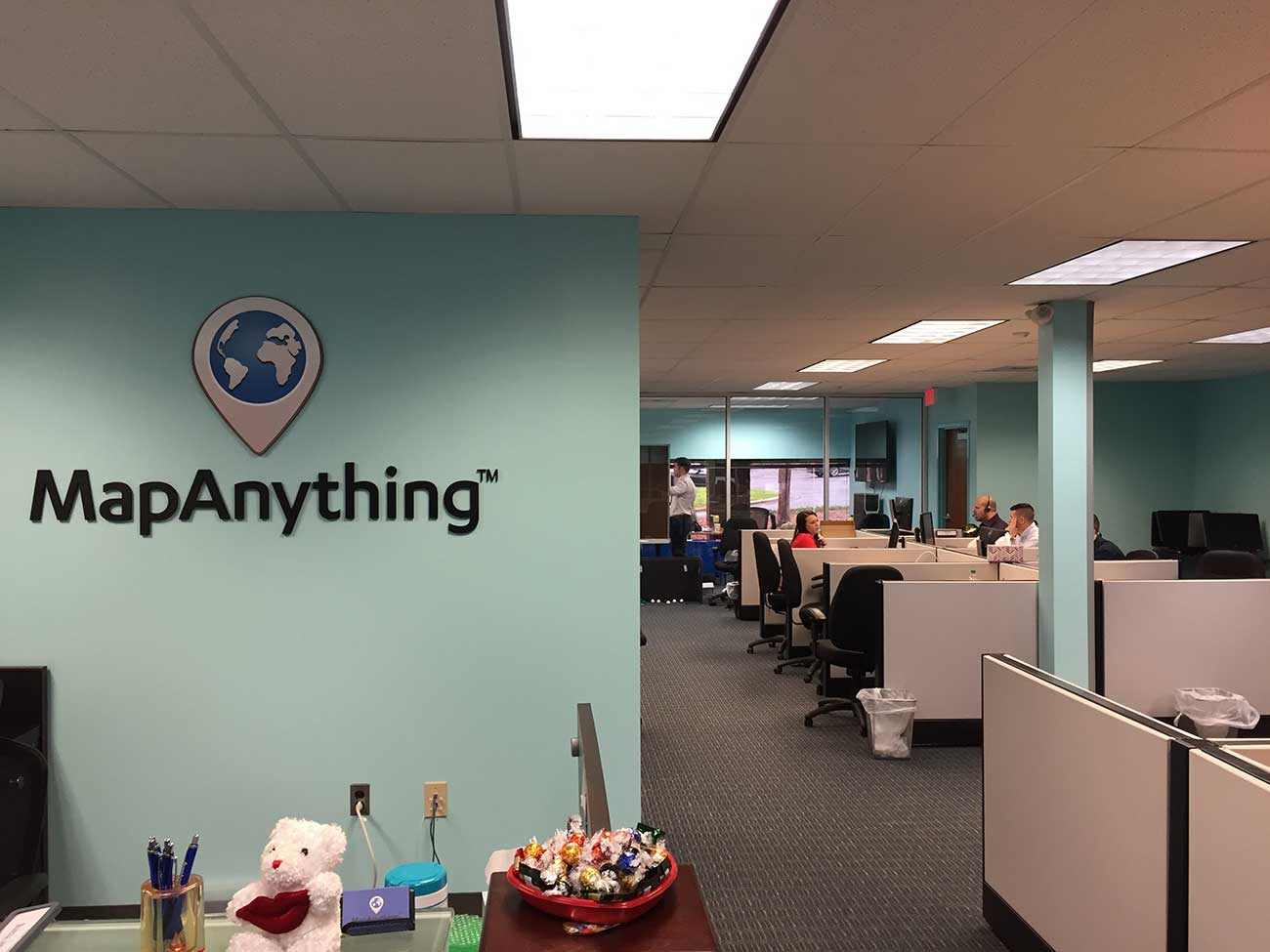 best office in the world. MapAnything Is Making A Killing By Being The Best App In Business World Office