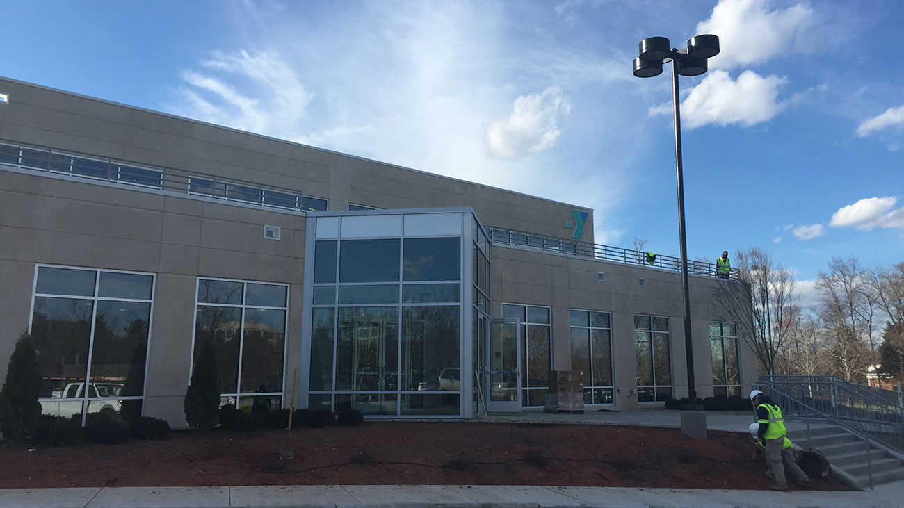 Your guide to Charlotte's newest YMCA in Ballantyne Corporate Park
