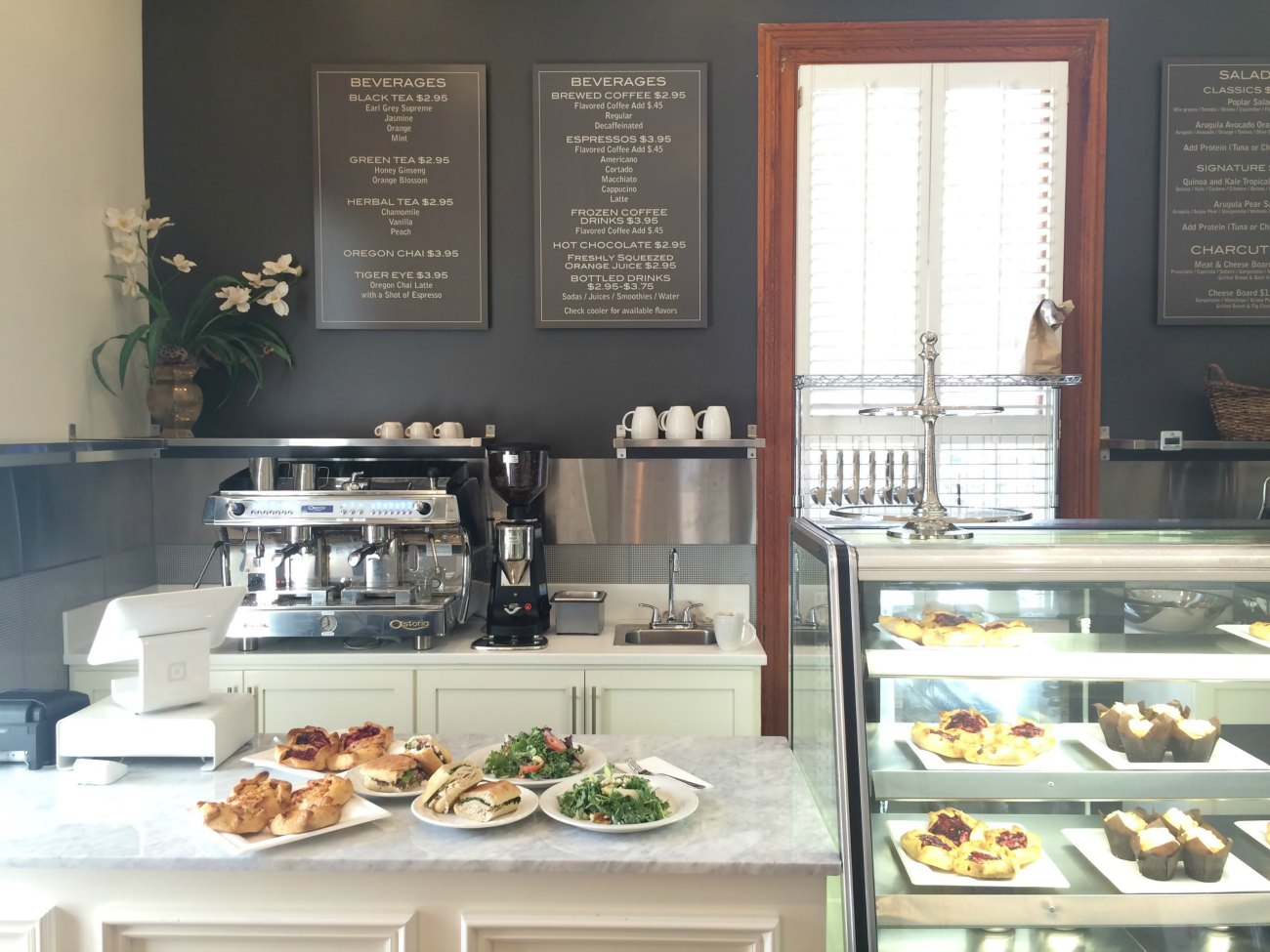 Poplar Street Cafe & Wine Bar is historic preservation done right. See inside before it opens